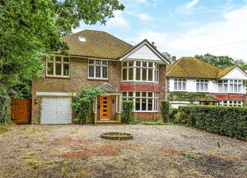 Thumbnail 4 bed detached house for sale in Lakewood Road, Chandler's Ford, Hampshire