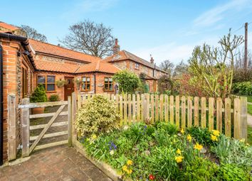 Thumbnail 3 bed cottage for sale in Mill Road, Bintree, Dereham