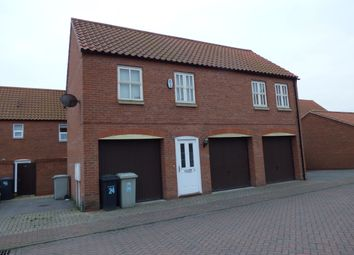 Thumbnail 2 bed flat to rent in Allison Road, Louth