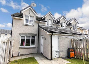 Thumbnail 2 bed town house for sale in Resaurie Gardens, Smithton, Inverness
