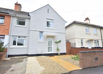 Thumbnail 3 bedroom semi-detached house for sale in Lannett Road, Gloucester