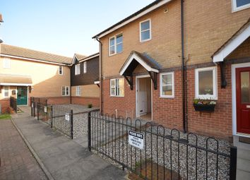 Thumbnail 3 bed terraced house to rent in Horn Book, Saffron Walden
