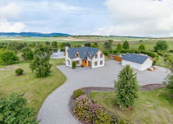 Thumbnail 4 bedroom detached house for sale in Culbokie, Dingwall, Ross-Shire