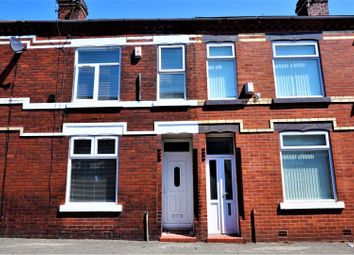 Thumbnail 2 bed terraced house for sale in Scarborough Street, Manchester