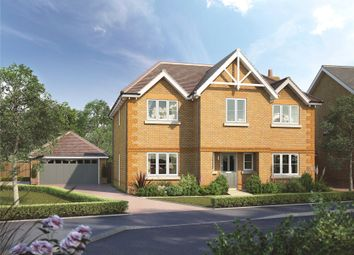 Thumbnail 5 bed detached house for sale in West End, Woking, Surrey