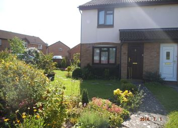 Thumbnail 3 bed end terrace house to rent in Kerry Close, Shaw, Swindon