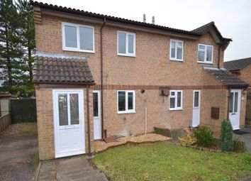 Thumbnail 3 bed semi-detached house to rent in Moorfoot Gardens, Basingstoke
