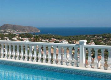 Thumbnail 5 bed villa for sale in Moraira, Alicante, Costa Blanca. Spain