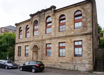 Thumbnail 1 bedroom flat for sale in 7-9 Glen Avenue, Port Glasgow