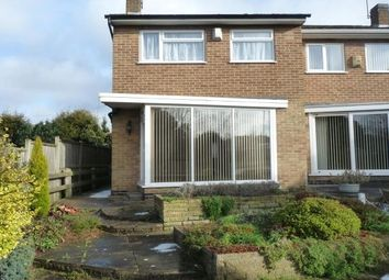 Thumbnail 3 bedroom semi-detached house to rent in Sunnyside, Oadby