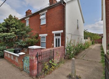 Thumbnail 2 bed end terrace house for sale in Shelfanger Road, Diss
