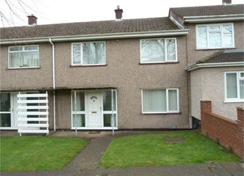 Thumbnail 3 bed terraced house for sale in Chestnut Green, Upper Cwmbran, Cwmbran