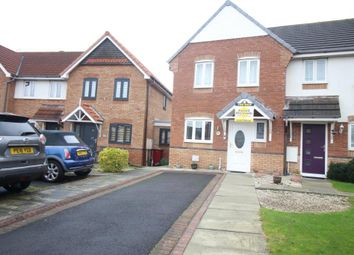 Thumbnail 3 bedroom end terrace house for sale in Coriander Close, Bispham, Blackpool, Lancashire