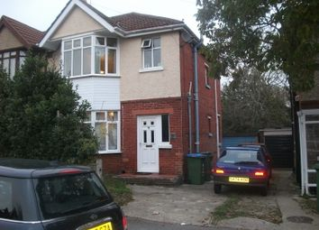 Thumbnail 5 bed property to rent in Granby Grove, Highfield, Southampton