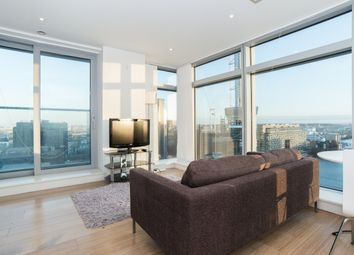 Thumbnail 1 bed flat to rent in Pan Peninsula Square, East Tower, Canary Wharf