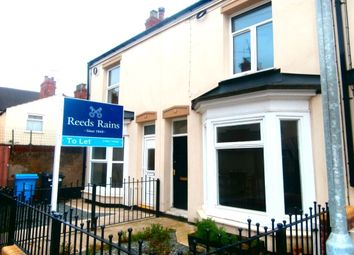 Thumbnail 2 bed terraced house for sale in Wilton Avenue Holland Street, Hull