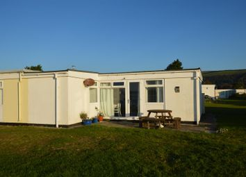 Thumbnail 3 bedroom chalet for sale in Carmarthen Bay Holiday Park, Carms