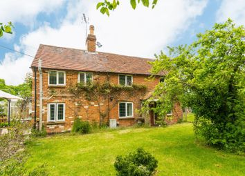 Thumbnail 4 bed equestrian property for sale in Baughurst Road, Aldermaston, Reading