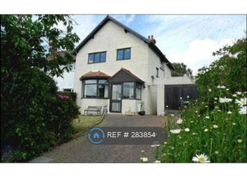 Thumbnail 3 bed semi-detached house to rent in Warren Drive, Deganwy