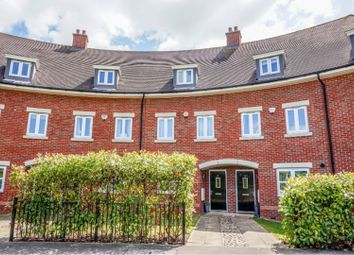 Thumbnail 4 bed town house for sale in Horace Close, Shortstown