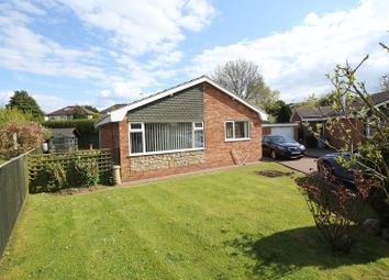 Thumbnail 2 bed detached bungalow for sale in Lawrence Close, Scarborough