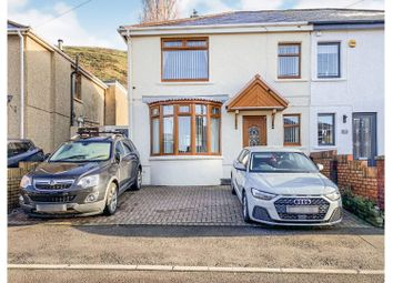 Thumbnail 3 bed semi-detached house for sale in Wern Road, Port Talbot