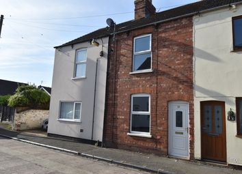 Thumbnail 2 bed terraced house for sale in Victoria Road, Sutton-On-Sea, Mablethorpe
