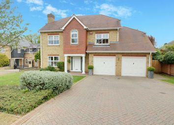 Thumbnail 4 bed detached house for sale in Poppy Walk, Goffs Oak, Waltham Cross