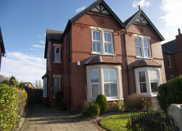 Thumbnail 3 bed semi-detached house to rent in Park View Road, Lytham St. Annes