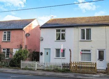 Thumbnail 1 bedroom end terrace house for sale in Coggeshall Road, Bradwell, Braintree