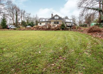 Thumbnail 6 bed detached house for sale in Herons Close, Copthorne, Crawley