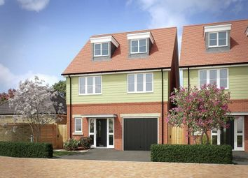 "Thumbnail 4 bed detached house for sale in ""The Parthorpe"" at Burlina Close, Whitehouse, Milton Keynes"