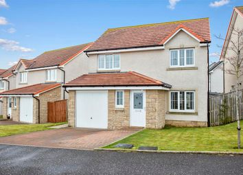 Thumbnail 3 bed detached house for sale in Shin Way, Dunfermline