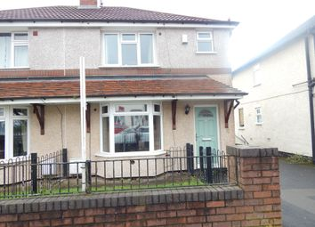 Thumbnail 3 bed semi-detached house to rent in Cotton Grove, Hednesford