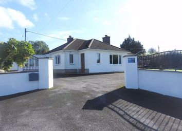 Thumbnail 3 bed detached bungalow for sale in Capel Iwan, Newcastle Emlyn