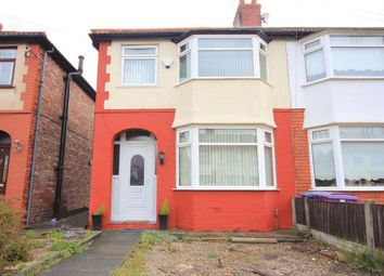Thumbnail 3 bed terraced house for sale in Renville Road, Broadgreen, Liverpool