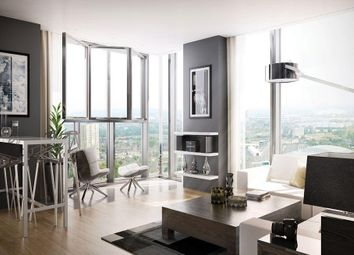 Thumbnail 3 bed flat for sale in Stratosphere Tower, The Broadway, Stratford, London
