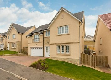 Thumbnail 5 bed detached house for sale in 21 Kings View Crescent, Ratho