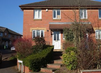 Thumbnail 3 bed semi-detached house to rent in Bloxoms Close, Braunstone, Leicester