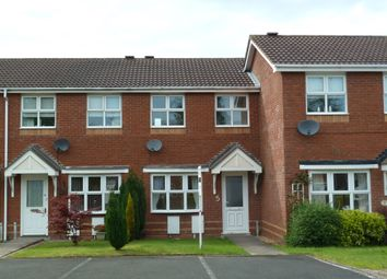 Thumbnail 2 bedroom town house to rent in Exeter Drive, Tamworth
