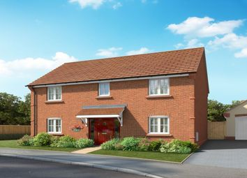 Thumbnail 4 bed detached house for sale in Meadow Gardens, Thaxted, Dunmow