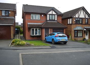 Thumbnail 4 bed detached house for sale in Givvons Fold, Oldham