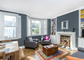 Thumbnail 2 bed flat for sale in Mablethorpe Road, London