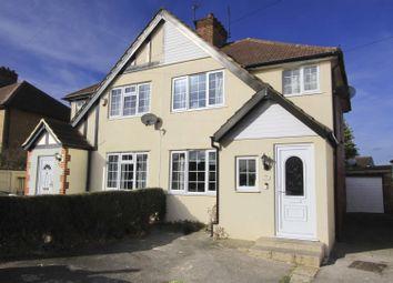 3 bed semi-detached house for sale in Misbourne Road, Hillingdon UB10