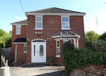 Thumbnail 4 bed detached house for sale in Hounsdown, Southampton, Hampshire