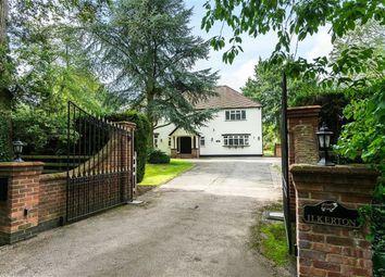 Thumbnail 6 bed detached house for sale in Bulls Lane, Brookmans Park, Hatfield