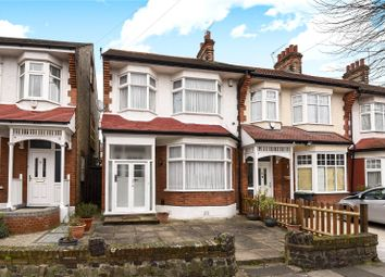 Thumbnail 3 bed end terrace house for sale in Hawthorn Avenue, Palmers Green