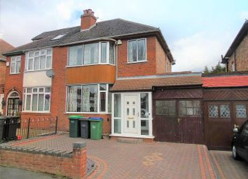 Thumbnail 3 bedroom semi-detached house for sale in Riverway, Wednesbury
