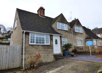 Thumbnail 3 bed semi-detached house for sale in Hardwick Avenue, Chepstow