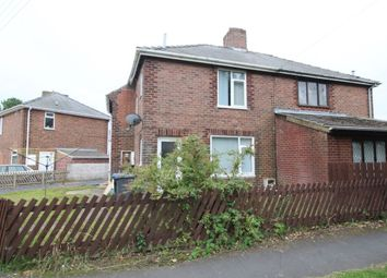Thumbnail 2 bed semi-detached house for sale in Dene View, Cassop, Durham